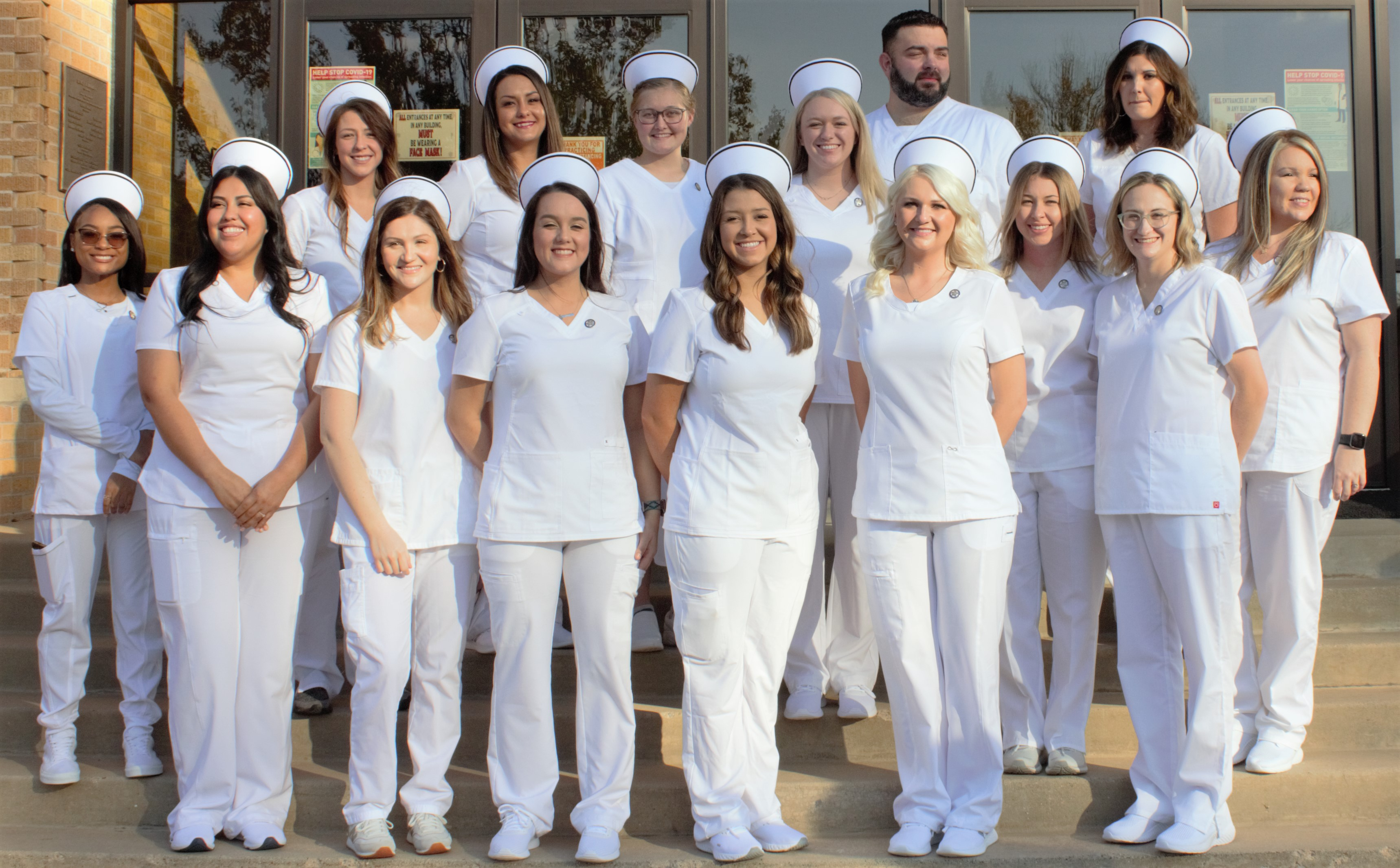 Murray at Mercy graduates first class of nurses