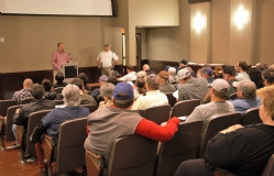 MSC Meeting on Industrial Hemp Pilot Program draws crowd