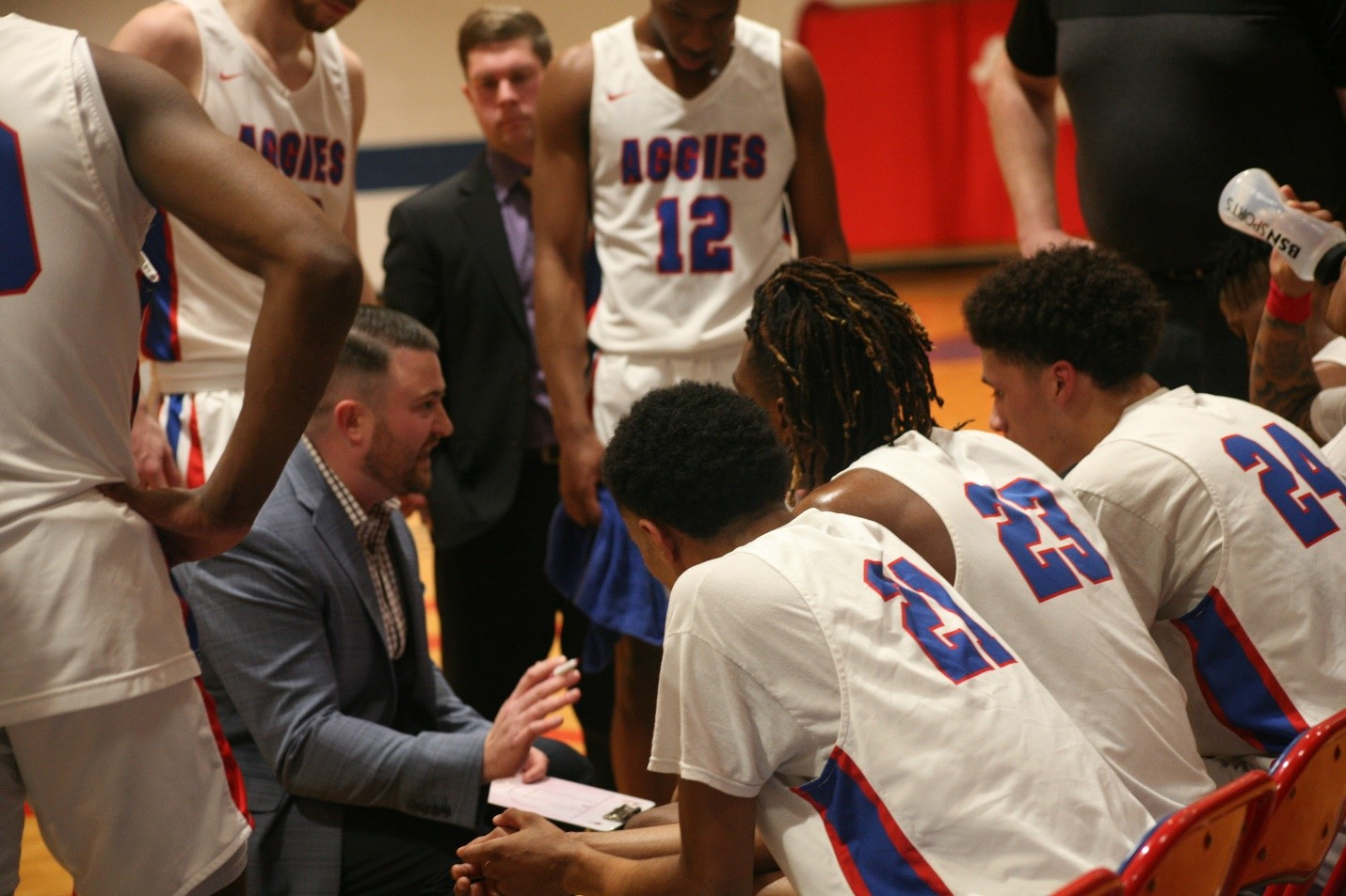 MSC's Kevin O'Connor named one of 50 impactful coaches in men's JUCO basketball