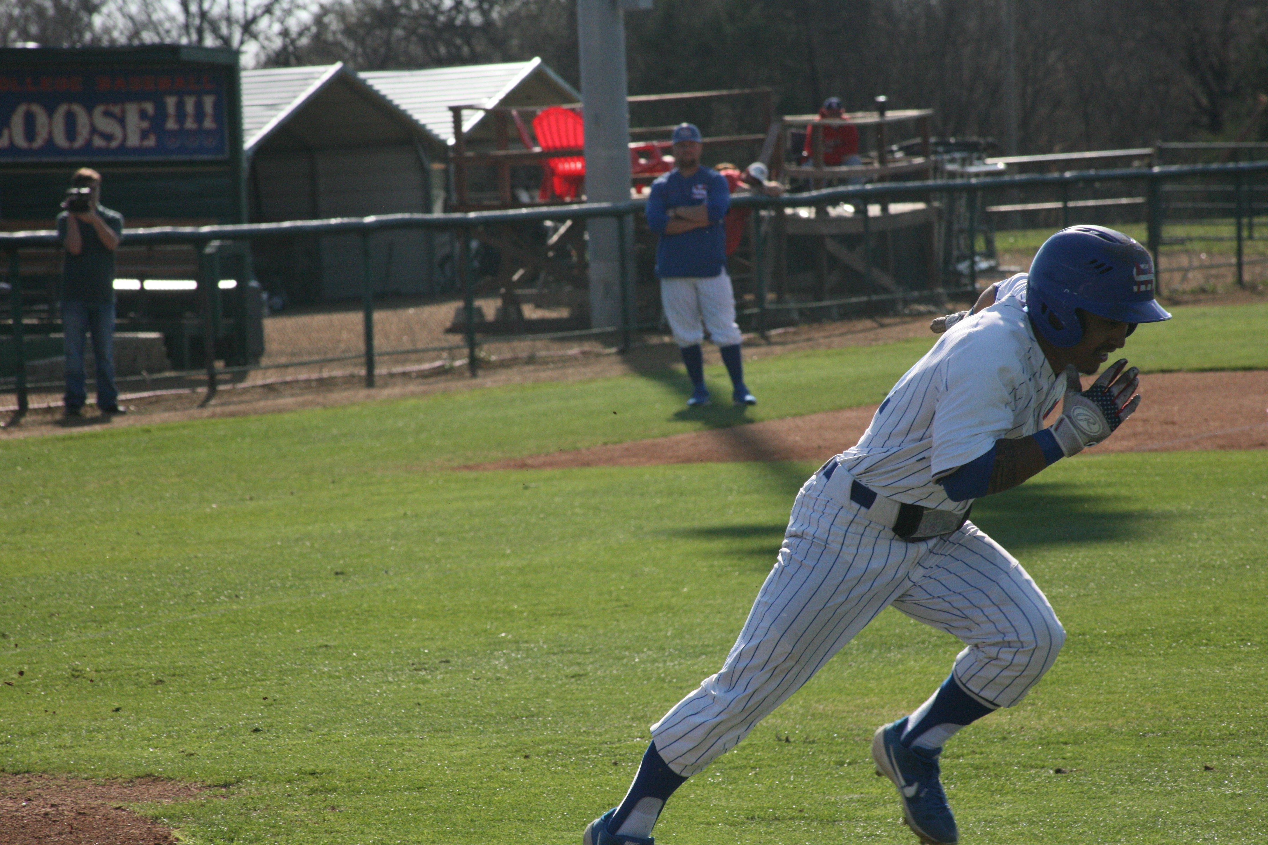 Aggie Baseball splits double header at home versus NOC-Tonkawa