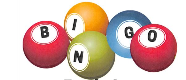Bingo Benefit planned for November 15, 2018