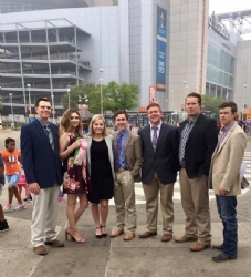 MSC Livestock Judging Team finishes year strong, placing in top 10 in final two competitions