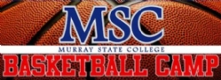 Murray State College schedules Youth Basketball Camp May 20-23