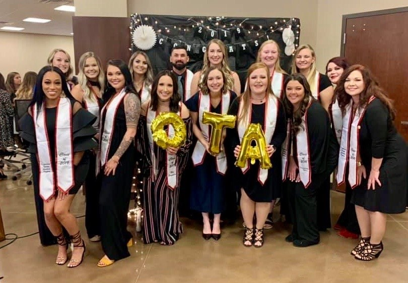 MSC holds pinning ceremony for graduates of Occupational Therapy Assistant program